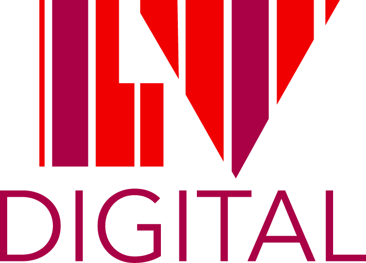 LV DIgital Logo